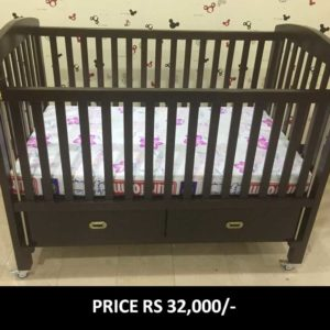 Baby Cot Shaukat Sons Islamabad Kids Furniture
