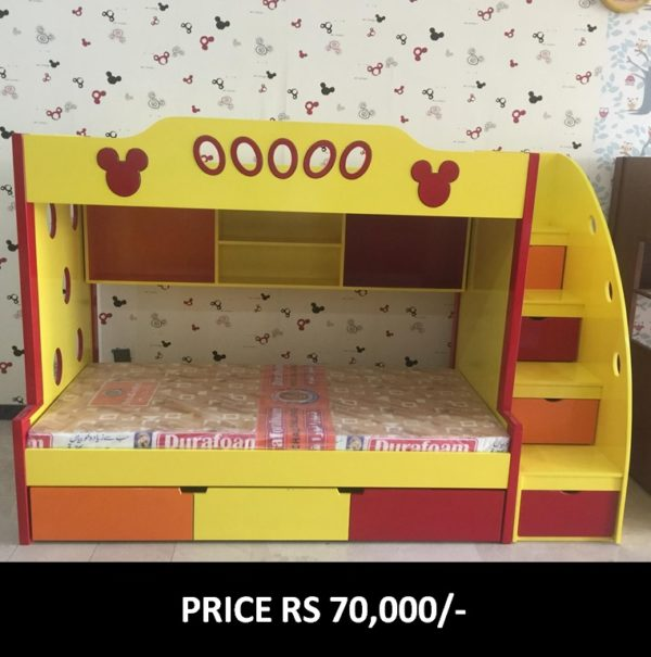 Bunker bed Shaukat Sons Islamabad Kids Furniture