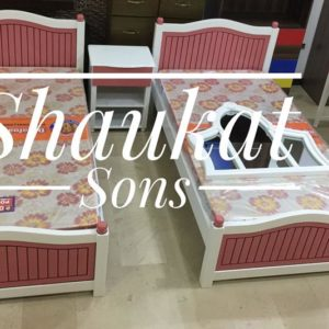 Single Bed Furniture Shaukat Sons Islamabad Kids Fruniture Rawalpindi Karachi Lahore Peshawer